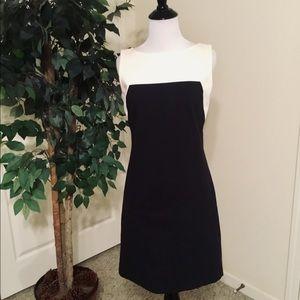 MICHAEL Michel Kors Black & Creamy White Dress 4